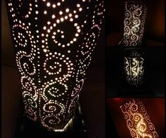 I'm definitely making one of these! Then spraying it with bronze spray paint so it looks real :)
