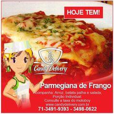 CARDÁPIO DE QUINTA-FEIRA 03/03/2016 Confira nosso cardápio completo em www.candydelivery.com.br Peça Já: 71 3491-9393 • 3491-4552 - 3498-0622 #querocomerbem #candydelivery