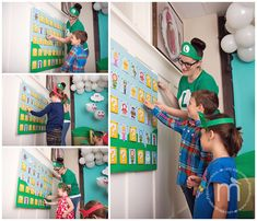 Moments on the Blog | Aylah's Mario Party