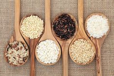 Is Rice Gluten Free? (and Five other Rice Tips for Gluten Free Living) Gluten Free Living, Gluten Free Rice, Healthy Rice, Healthy Eating, Chefs, Glycemic Index, Freeze Drying Food, Food Swap, Dehydrated Food