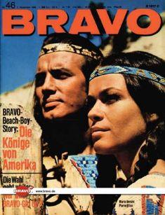Bravo - 46/66, 07.11.1966 - Piere Brice & Marie Versini