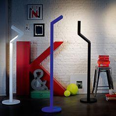 NickKnack Black, Floor Lights, Gloco - & Home Lighting