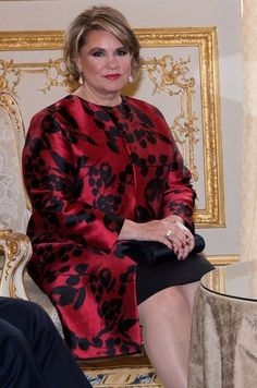 VK is the largest European social network with more than 100 million active users. Luxembourg, Banquet, Grand Duc, Style Royal, Maria Teresa, Royal House, Royal Fashion, Mother Of The Bride, Marie
