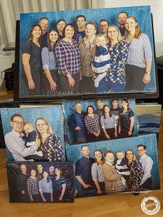 Jetzt wäre Zeit für ein Familienshooting!  Ob auf Leinwand mit Holzkeilrahmen oder mit Schattenfugenrahmen - TOP!  www.fotografik.at Portrait, Baseball Cards, Sports, Pictures, Graphics, Photographers, Artworks, Advertising, Canvas