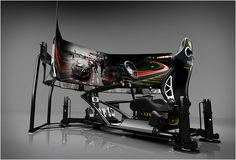 VESARO MOTION RACING SIMULATOR  - http://www.gadgets-magazine.com/vesaro-motion-racing-simulator/