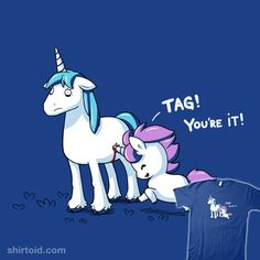 Unicorn Tag #unicorn