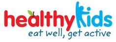healthy kids - eat well, get active