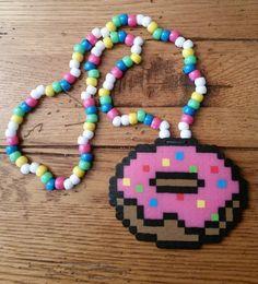 Donut Kandi Perler