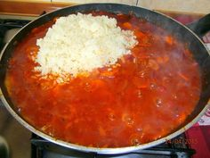 Dorsz z ryżem i warzywami Salsa, Curry, Mexican, Ethnic Recipes, Blog, Curries, Blogging, Salsa Music, Mexicans