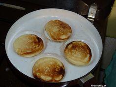 recept na lievance s pochutkovej smotany 8 Pancakes, Breakfast, Food, Crepes, Griddle Cakes, Hoods, Meals