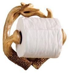 Deer Antler Toilet Paper Holder | Bass Pro Shops