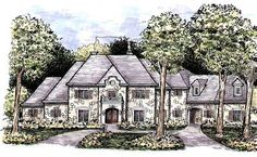 Plan 15325HN: Grand and Glorious