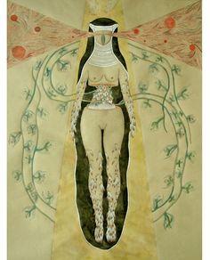 Hildegarda de Bingen foi pintora, poeta, compositora, cientista, doutora, monja, filósofa, mística, naturalista, profeta e, talvez, a primeira sexóloga da história