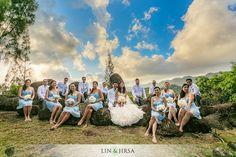Oahu Hawaii Wedding   Sean & Victoria