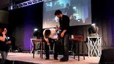 YouTube Jensen and Misha Sunday Panel