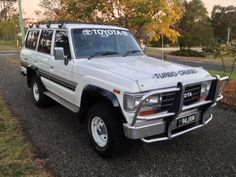 1989 HJ61 GXL 12HT toyota landcruiser wagon - Everything FJ60