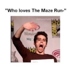 Which Maze Runner Character is your Sibling?