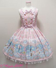 Angelic Pretty Fantasic Carnivalジャンパースカート