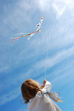 How to make a kite - Camas