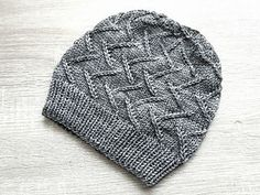 Ravelry: Irma Hat pattern by Aneta Gasiorowska