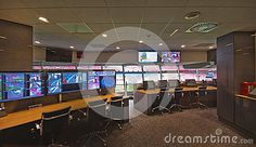 Visiting Amsterdam Arena - the official playground of FC Ajax. In the Press room