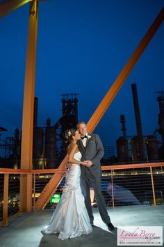 Steel Stacks proves that industrial architecture can be just as beautiful as any other backdrop | Lynda Berry Photography
