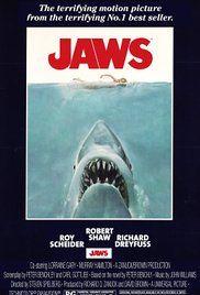 Les dents de la mer Poster