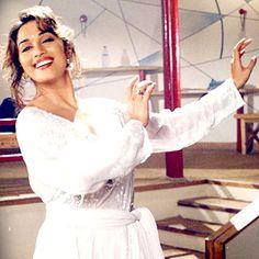 Madhuri Dixit in Dil To Pagal Hai as Pooja