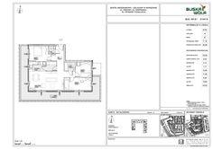 Mieszkanie 84m2, Piętro 6 - Bliska Wola