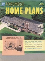 Plans for the home builder : Western Retail Lumberman's Assoc. : Free Download, Borrow, and Streaming : Internet Archive