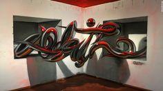 by Portuguese artist Sergio Odeith