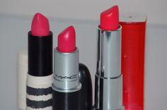 Mac Lipstick Dupes http://wednesdayswwpink.blogspot.com.au/2014/01/mac-lipstick-dupes.html