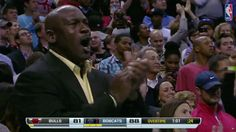 Michael Jordan Gets Fired Up Against the Bulls - Hooped Up