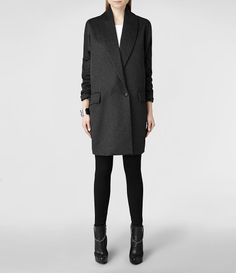 Selena Klein Coat. Intet slår en sort blazer. loove it..