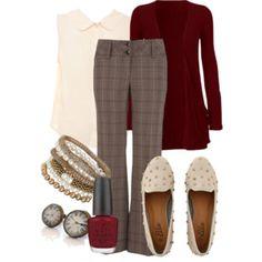 Teacher Outfits on a Teacher's Budget 40