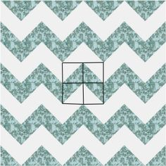Chevron HST ~ Chevron Quilts ~ How many ways? Marjorie's Quilting Bee
