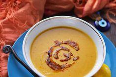 Lentil Soup | AZCookbook.com by Feride Buyuran