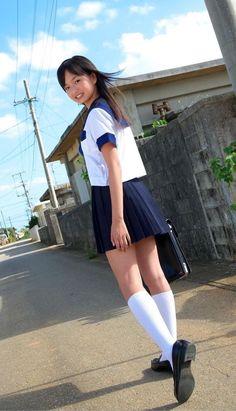Japanese School Uniform Girl, School Girl Japan, All Girls School, School Girl Dress, Cute Asian Girls, Beautiful Asian Girls, School Uniform Outfits, Girl Outfits, Cute Outfits