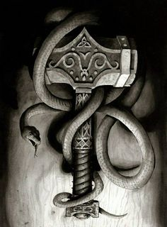Norse Mythology & Vikings