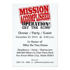 2,000+ Funny Wedding Invitations & Announcement Cards   Zazzle