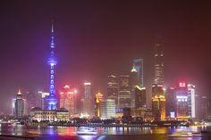 The Bund Shanghai by vitosh