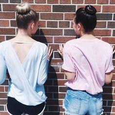 Alyssa and Devyn