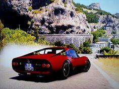 Ferrari Dino 246GT by Lukynix Designs   #lukynix #xboxone #forzahorizon2 #ferrari