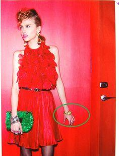 Los complementos de Barbarella en Stilo de Cuore (enero 2012)  http://www.barbarella.es/tiendabarbarella/