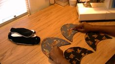DIY Bedroom Slippers - Freestyle Friday #24