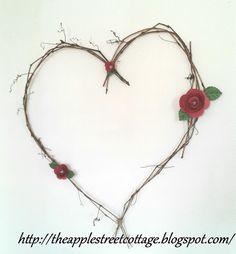 Grapevine Heart