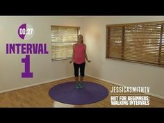 Today's session features walking-based interval training that can even be done in a small space at home. In our workout video below ...