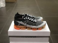 ca6e8f04fc1 Nike Air VaporMax Flyknit Moc Rust Pink Pink Tint Storm Pink Women s  Running Shoes - ShoesExtra