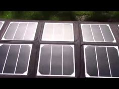 SUNKINGDOM™ 40W 18V Foldable Solar Panel Battery Charger Review - Get it on Amazon:  http://www.amazon.com/dp/B015MQEF2K - http://outdoors.tronnixx.com/uncategorized/sunkingdom-40w-18v-foldable-solar-panel-battery-charger-review/