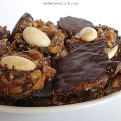 merunkove-marokanky Russian Recipes, Christmas Cookies, Brownies, Pork, Beef, Polish, Pork Roulade, Meat, Varnishes